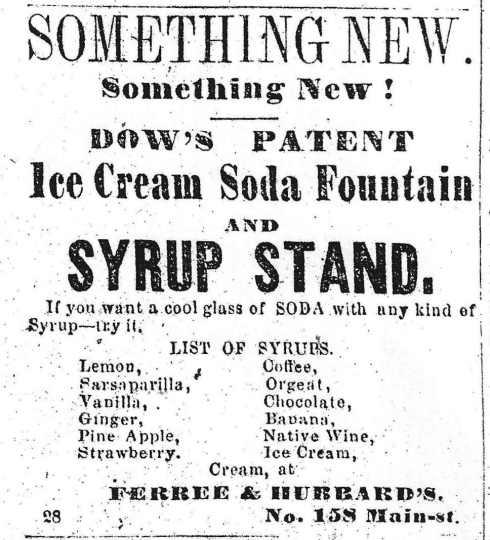 Ice Cream Advertisement