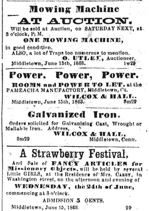 Ads June 17, 1863