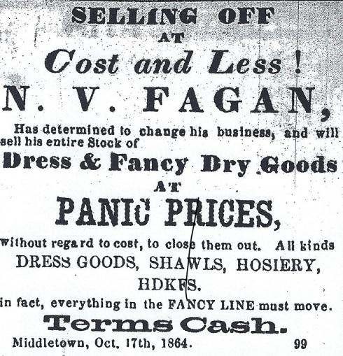 Big sale 2! 1864