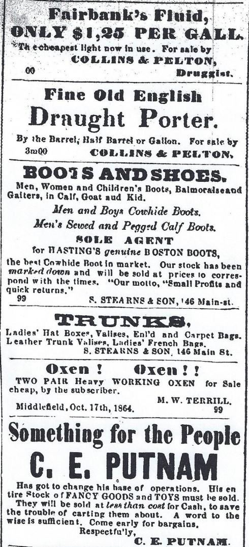 Commerce 1864