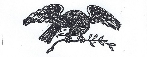 Eagle icon 1865