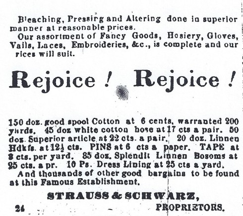 Peace prices ad 1865 2