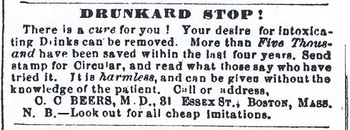 1865 drunkeness ad